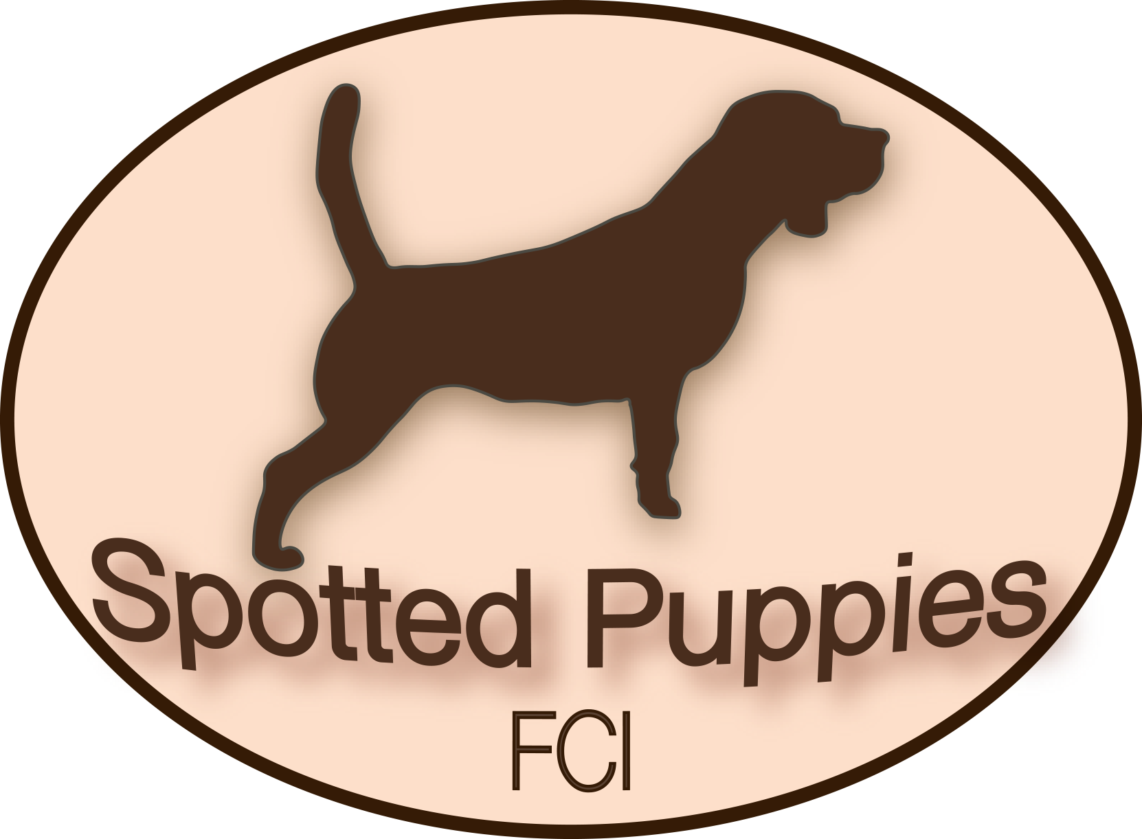 Spotted Puppies FCI